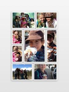 icecream collage